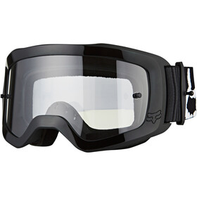 Fox Main II Race Goggles Jongeren, black/clear